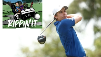 PGA Tour Winner Carlos Ortiz Joins Rippin' It To Discuss Lead Up To Olympics, Fatherhood And More