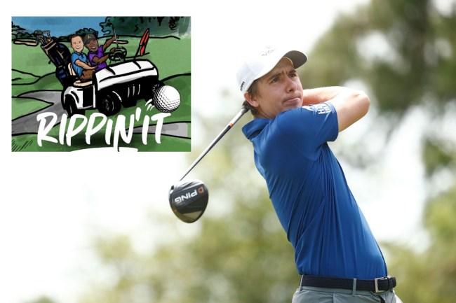 carlos ortiz golf rippin it podcast