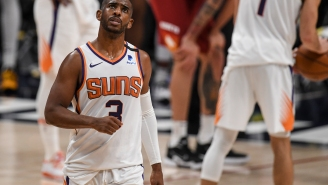 The Suns Championship Hopes May Now Rest On Whether Chris Paul Is Vaccinated
