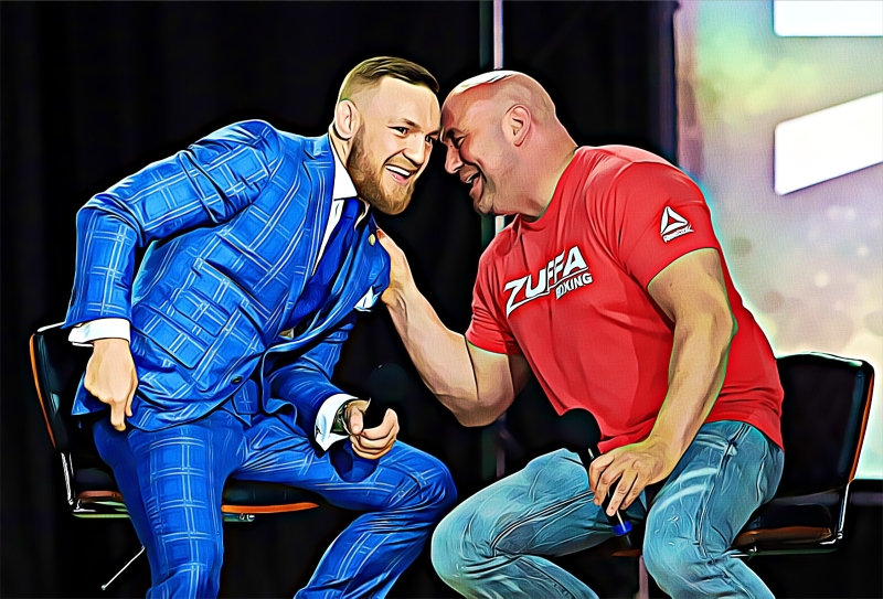 Dana White Describes The First Time Meeting Conor McGregor: 'I'd Never Met Anybody Like Him'