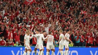 Absolute Pandemonium Unfolds In Copenhagen As Denmark, Against All Odds, Qualifies For The Next Round Of The Euros