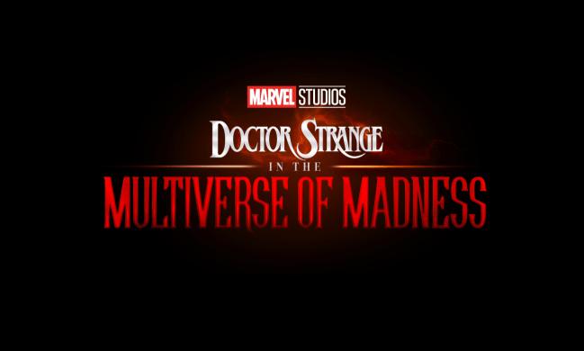 doctor strange multiverse of madness logo