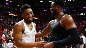 Brian Windhorst Issues Warning To Jazz Fans: Donovan Mitchell May Be Unhappy And Dwyane Wade May Be Concerned