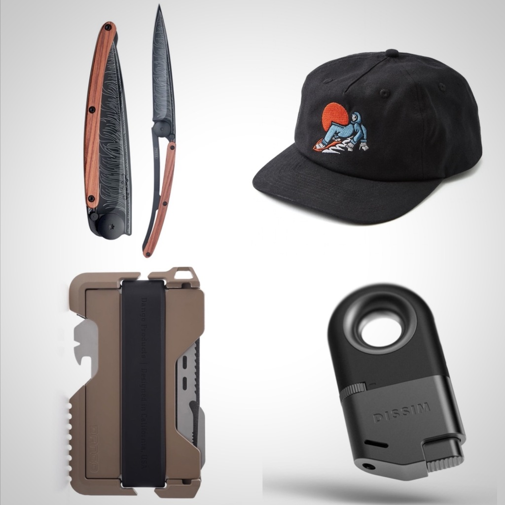 Everyday Carry Accessories And Essentials