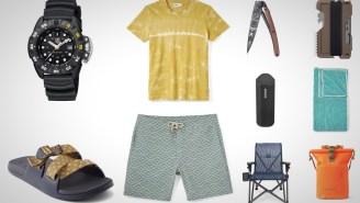 10 Everyday Carry Essentials: Beach Day