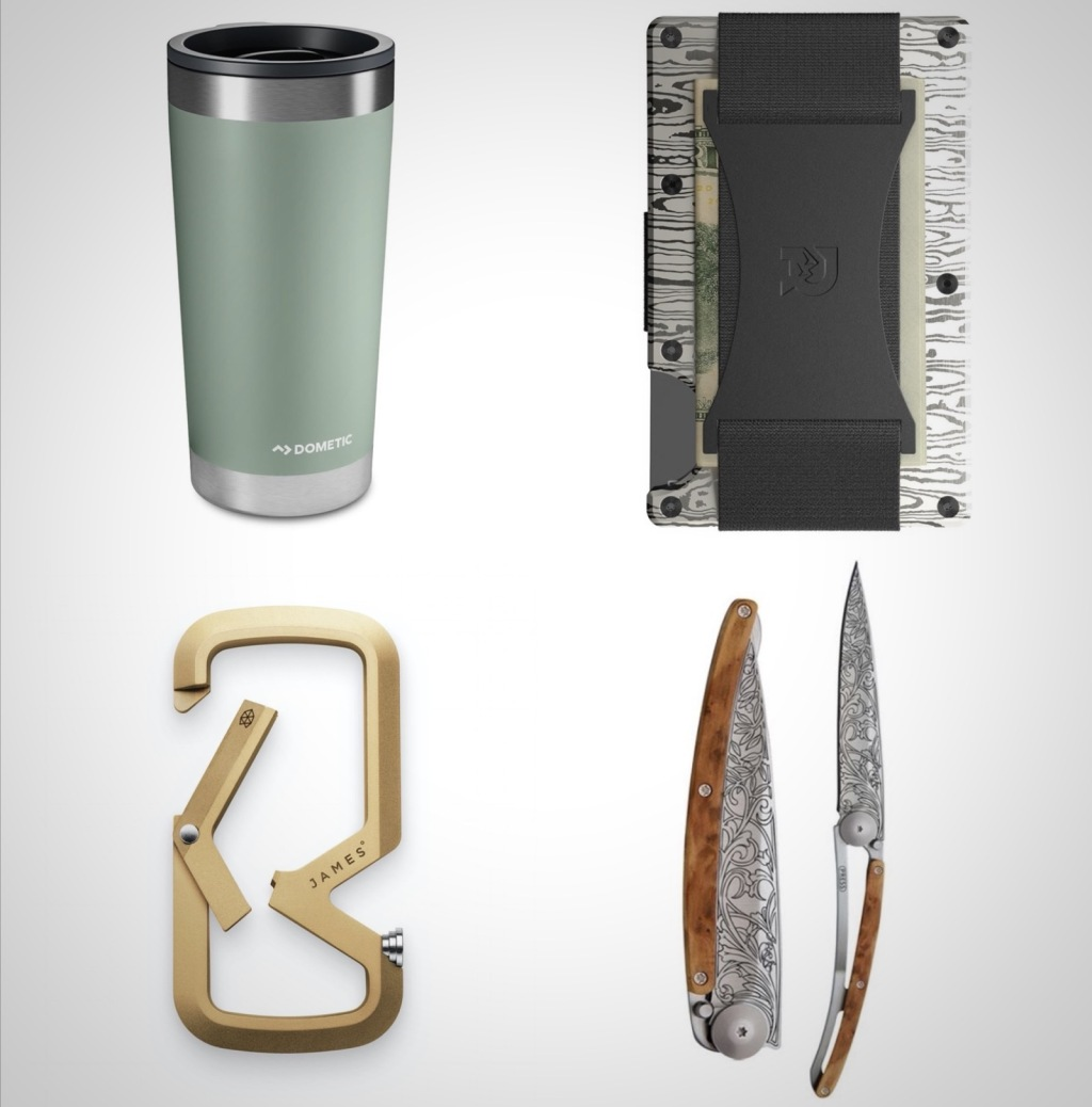 everyday carry accessories and must haves for summer