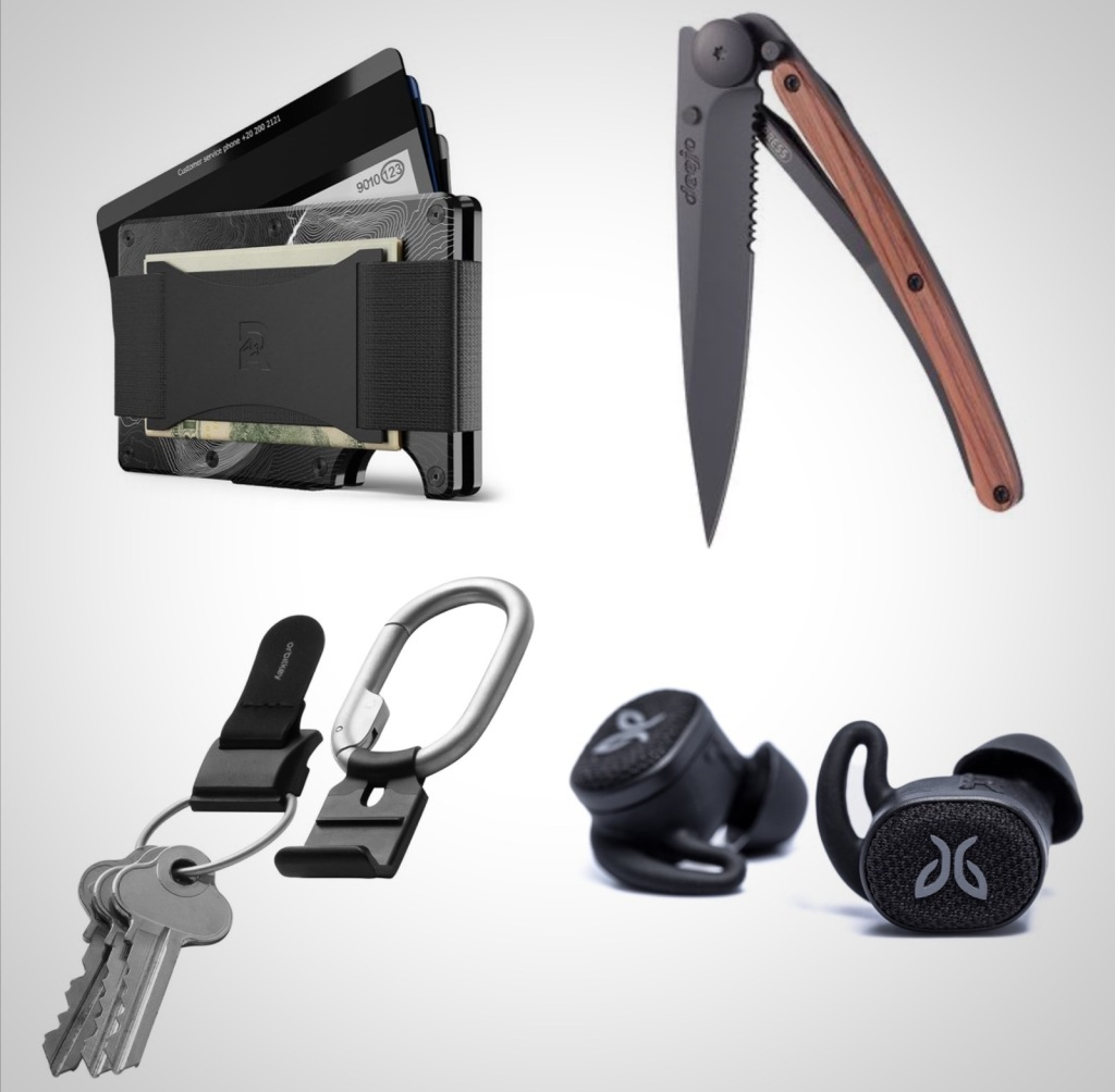 Everyday Carry Essentials Life On The Go