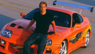 Paul Walker's OG 'Fast & Furious' Toyota Supra Has Sold For A Record-Breaking Price
