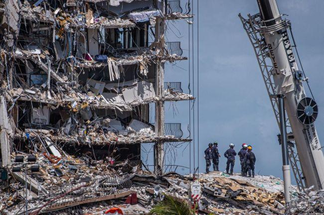 escape from florida condo collapse