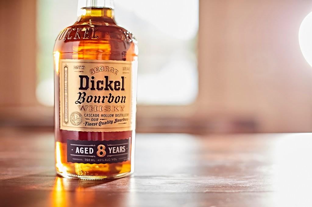 Dickel Bourbon Aged 8-Years