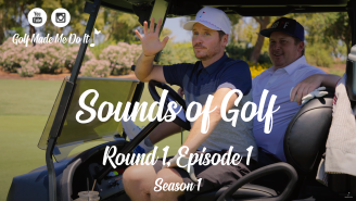 Kevin Connolly & Kevin Dillon Join 'Sounds Of Golf' To Talk Some Smack And Show-Off Their Short Games