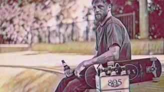 Professional Skateboarder Greyson Fletcher Lives For Death Metal, Chaos, And Cerveza