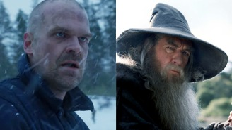 David Harbour Compares Hopper's 'Stranger Things' Arc To That Of Gandalf The Grey