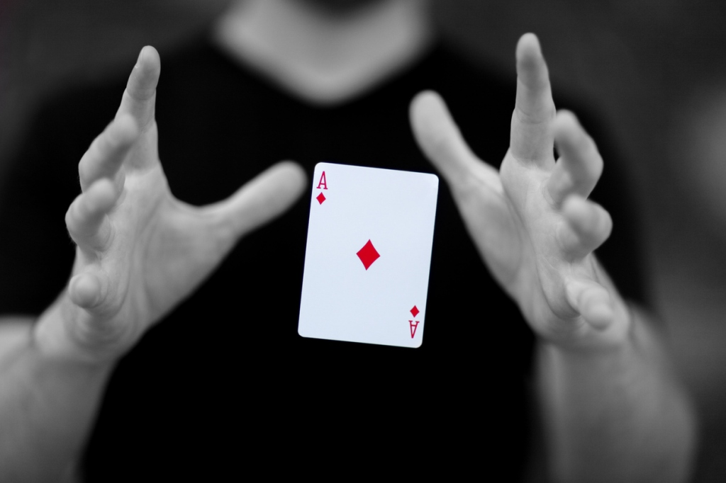 how and why Three-Card Monte is a scam and unbeatable for the player
