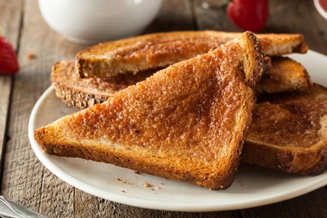 Food writer tells people to substitute bread for steak, bread steak.