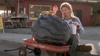 An Ice Block Full Of Poop Fell From A Plane Into A Neighborhood In A Scene Straight Out Of 'Joe Dirt'