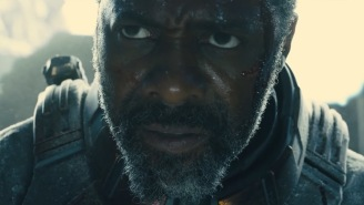 New 'The Suicide Squad' Trailer Reveals The Badass Origins Of Idris Elba's Character