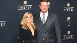 This Wholesome Moment J.J. Watt Shared From Seven Years Ago Proves The Universe Works In Funny Ways Sometimes