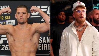Nate Diaz Says Fighting Jake Paul Is An Option After Paul Called Him Out On Twitter