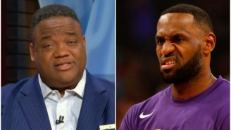 Jason Whitlock Believes LeBron James, Colin Kaepernick's Embrace Of 'Anti-American Sentiment' Is To Appeal To China On Behalf Of Nike