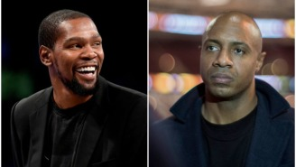Jay Williams Standing By His Story About Kevin Durant Getting Mad At Him For Comparing Him To Giannis Despite KD Saying It's A 'F–kin Lie'