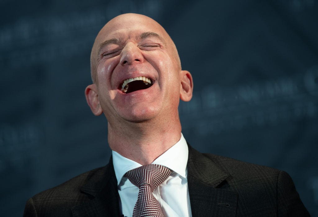 petition Jeff Bezos deny reentry to earth after space trip