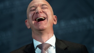 Petition To Deny Jeff Bezos Re-Entry To Earth After He Goes To Space Is Picking Up Thousands Of Signatures