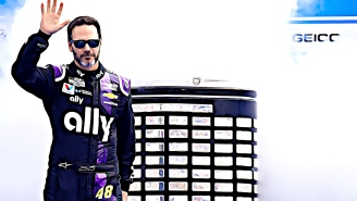 Jimmie Johnson On Becoming A 45-Year-Old IndyCar Rookie To Fulfill A Dream From His Childhood