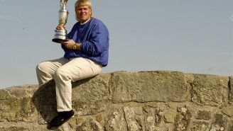 John Daly Says He Was Offered $1 Million To Tank 1995 Open, Told Guy To 'Go F–k' Himself