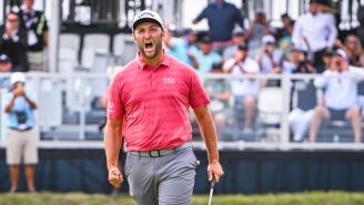 Jon Rahm Thought Back To Certain Moment In 2008 U.S. Open Before Sinking Winning Putt On Final Hole
