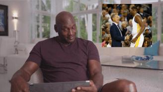 Steve Kerr Gives Kevin Durant Highest Possible Praise At The Risk Of Pissing Off Michael Jordan