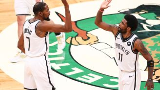 Kevin Durant And Kyrie Irving Spawned The Nets Superteam Over Vegan Burgers And Kale Salad