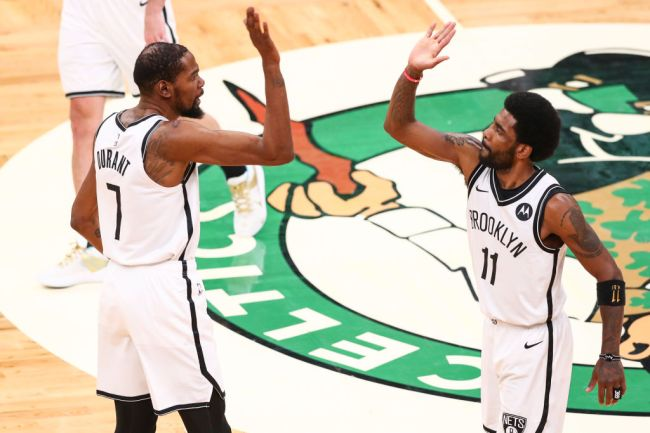 kevin durant kyrie irving nets superteam