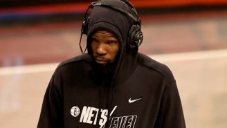 Kevin Durant Was Right To Call Out Reporter For Dumb Question About 2-Year Anniversary Of Injuries