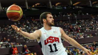 USA Basketball Explains Why Kevin Love Made The Olympic Roster Over Seemingly More Qualified Candidates
