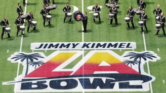 Jimmy Kimmel Buying A Bowl Game And Naming It After Himself Is The Funniest Thing He Has Ever Done