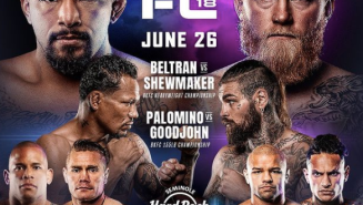 World Bareknuckle Champion Luis Palomino And Tyler Goodjohn Give Predictions For Their Highly-Anticipated Fight At BKFC18