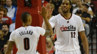 LaMarcus Aldridge Reveals His One Regret In NBA Career Is Failing To Build A Better Relationship With Damian Lillard