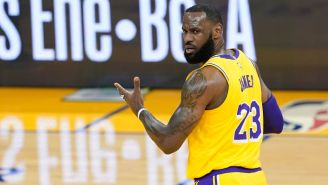 Map Based On Twitter Data Shows LeBron James Is Overwhelmingly The Most Hated Player In The NBA