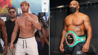 Logan Paul Thinks He Can Beat Mike Tyson And Is Setting Himself Up To Get Killed