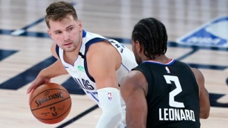 Mavs Fans Freak Out After An 'Upset' Luka Doncic Says It's 'Tough' To See Longtime GM Donnie Nelson Get Fired Amid Team Drama