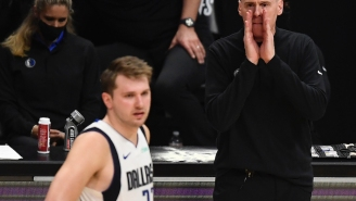 Luka Doncic Reportedly Belittled Rick Carlisle In Front Of Teammates, Leading To Tension Prior To HC Resigning