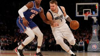 Jay Williams Ignites The Luka Doncic To The Knicks Rumors By Floating A 'Feasible' Theory