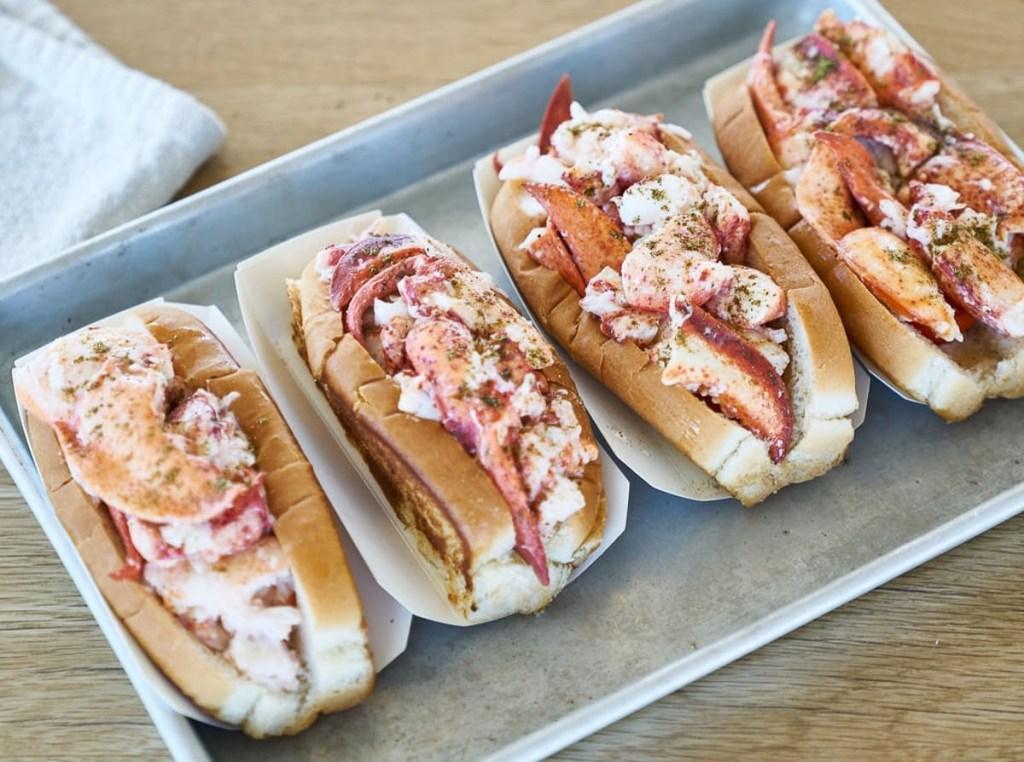 Luke's Lobster lobster rolls and lobster mac order online