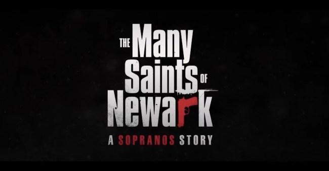 many saints of newark trailer