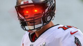 Tom Brady Jokes About Failed Bitcoin 'Laser Eyes' As Cryptocurrency Value Plummets