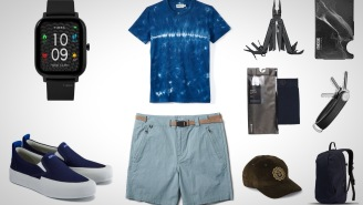 A Few Of The Best Men's Daily Essentials For Crushing Summer 2021