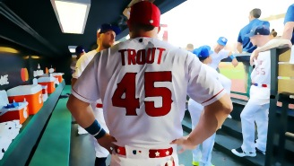 4x All-Star Hunter Pence Makes Convincing Argument On Why Mike Trout Is The G.O.A.T.