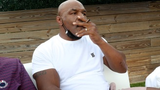 Mike Tyson Claims Doing 'Nasty Stuff' With Prison Counselor Helped Get Him Out Of Jail Sooner Than Expected