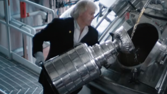 Ever Wanted To Drink Beer Out Of The Stanley Cup? Molson Canadian's Newest Brew Might Be The Closest You'll Ever Get